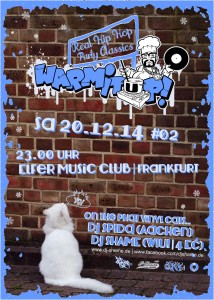 Warm It Up! #2 Elfer Music Club Frankfurt