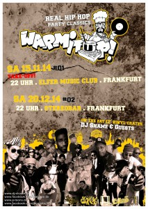 Warm It Up! #1 Elfer Music Club Frankfurt am Main